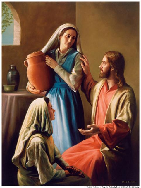 Maria und Martha